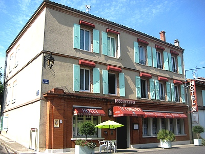 HOTEL LE COMMERCE - BEAUMONT DE LOMAGNE