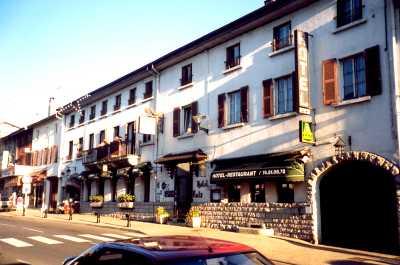Quel Restaurant Lyon Hotel De Ville