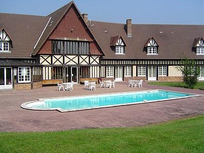 Hotel touffreville trouver un h tel touffreville for Trouver 1 hotel
