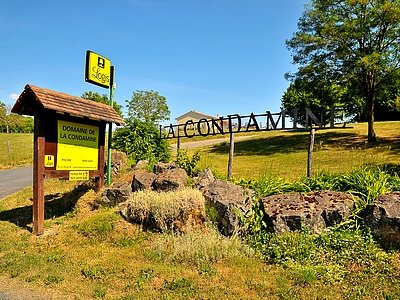 DOMAINE DE LA CONDAMINE - MARQUAY - Aquitaine