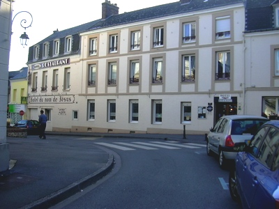 Saint Romain De Colbosc Hotel