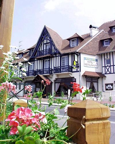 Hotel blonville sur mer trouver un h tel blonville sur mer for Trouver hotel